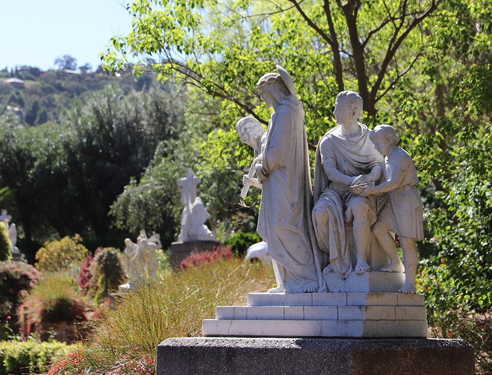 THe-Monastery_Statue-Hero
